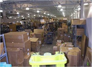 Overproduction causes Inventory