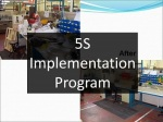 5S Implementation