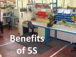 Benefits of 5S