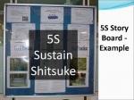 5S Sustain