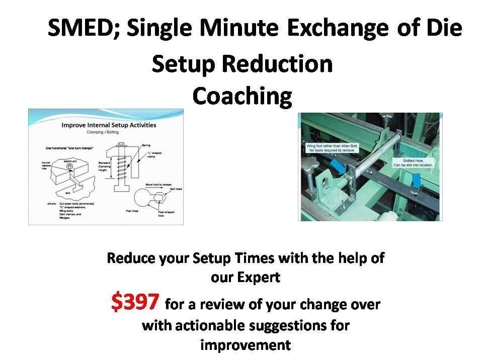 SMED Coaching